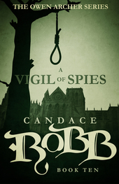 vigil of spies by candace robb