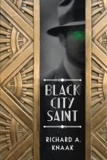 black city saint by richard knaak