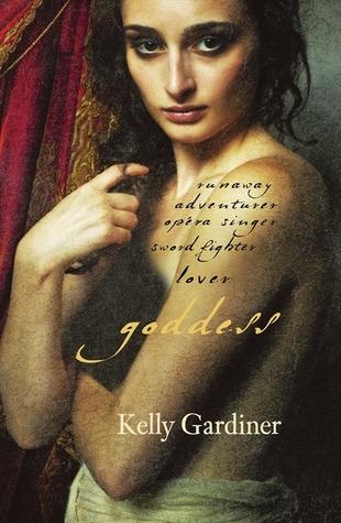 goddess by kelly gardiner