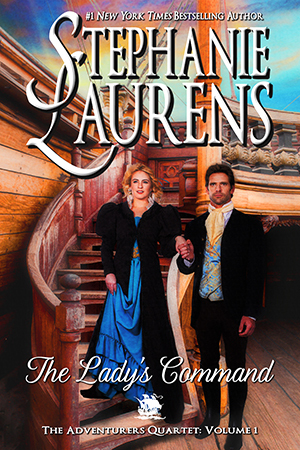 ladys command by stephanie laurens