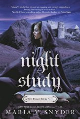 night study by maria v snyder
