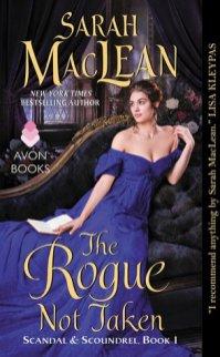 rogue not taken by sarah maclean