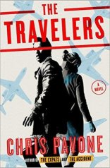 travelers by chris pavone