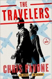 travelers by chris pavone