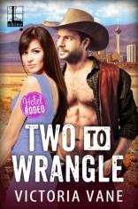 two to wrangle by victoria vane