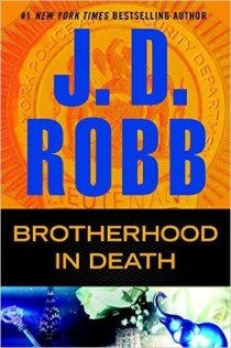 brotherhood in death by jd robb