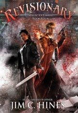 revisionary by jim hines