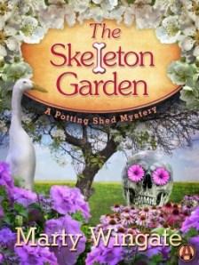 skeleton garden by marty wingate