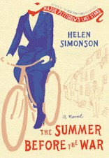 summer before the war by helen simonson