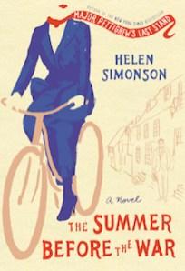 summer before the war by helen simonson