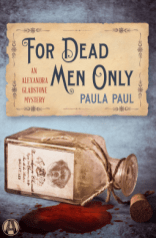for dead men only by paula paul