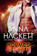 hell squad holmes by anna hackett