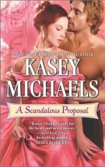 scandalous proposal by kasey michaels