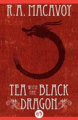 tea with the black dragon by ra macavoy