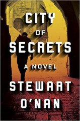city of secrets by stewart onan