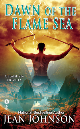 dawn of the flame sea by jean johnson