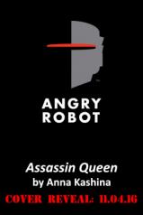 assassin queen by anna kashina
