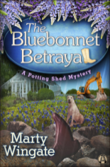 bluebonnet betrayal by marty wingate