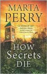 how secrets die by marta perry