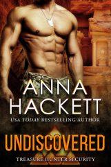 undiscovered by anna hackett