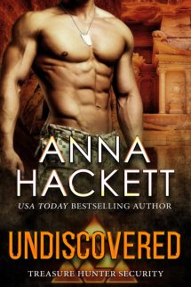 undiscovered by anna hackett
