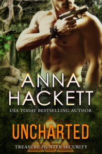 uncharted by anna hackett