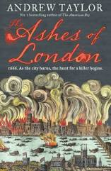ashes of london by andrew taylor