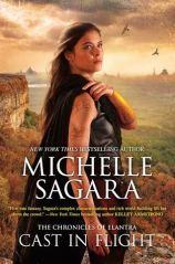 cast in flight by michelle sagara