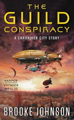 guild conspiracy by brooke johnson