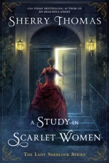 study in scarlet women by sherry thomas