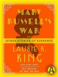 mary russells war by laurie r king