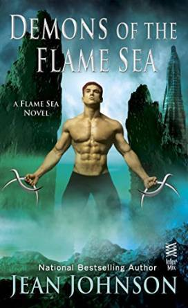 demons of the flame sea by jean johnson