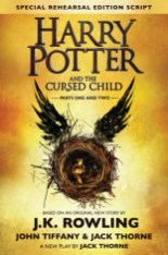 harry potter and the cursed child by jk rowling