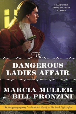 dangerous ladies affair by marcia muller and bill pronzini