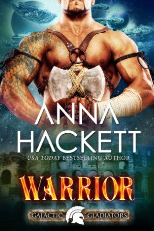 warrior by anna hackett