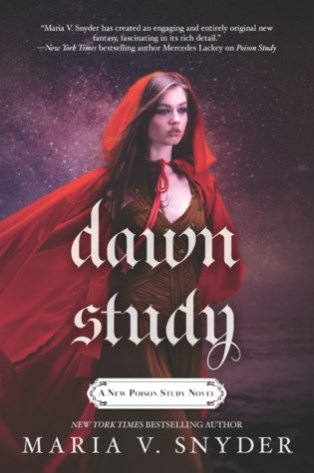 dawn study by maria v snyder