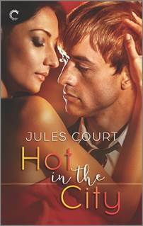 hot in the city by jules court