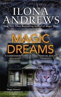 magic dreams by ilona andrews