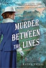 murder between the lines by radha vatsal