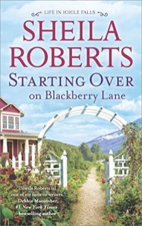 starting over on blackberry lane by sheila roberts