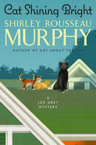 cat shining bright by shirley rousseau murphy