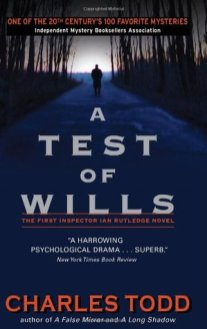 test of wills by charles todd
