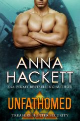 unfathomed by anna hackett