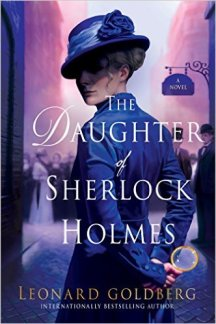daughter of sherlock holmes by leonard goldberg