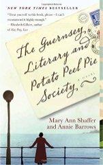 guernsey literary and potato peel pie society by mary ann shaffer