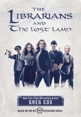 librarians and the lost lamp by greg cox