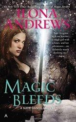 magic bleeds by ilona andrews