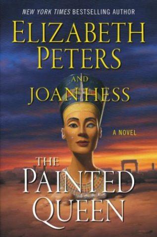 painted queen by elizabeth peters