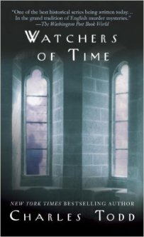 watchers of time by charles todd
