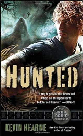 hunted by kevin hearne